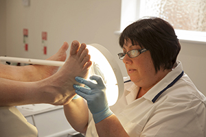 Chiropodist in Sutton Coldfield